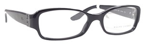 Ralph Lauren RALPH LAUREN RL6078B Eyeglasses Color 5001 Black ~ Size 52 mm