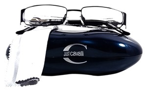 Roberto Cavalli JUST CAVALLI JC231 Eyeglasses Color 001 Black ~ Size 51 mm