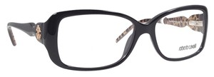 Roberto Cavalli ROBERTO CAVALLI RC626 Eyeglasses Color 001 Black ~ Size 56 mm