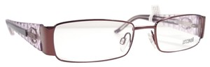 Roberto Cavalli JUST CAVALLI JC231 Eyeglasses Color 048 Copper ~ Size 51 mm