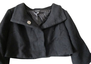 Poetry Short BLACK Blazer