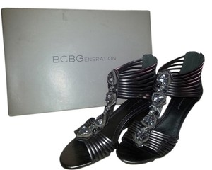 BCBGeneration pewter Sandals