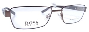Hugo Boss HUGO BOSS 0457 Eyeglasses SE3 Semi Matte Brown ~ Size 52 mm