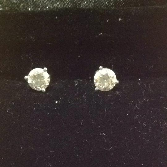 Other Diamond Earrings - 1.09 total karat w/ Appraisal!
