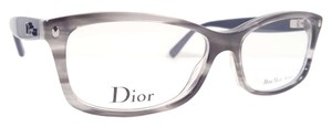Dior CHRISTIAN DIOR CD3232 Eyeglasses Color 0E2J Gray Blue ~ Size 52 mm