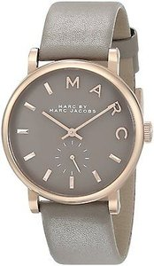 Marc Jacobs Marc By Marc Jacobs Womens Mbm1266 Baker Rose-tone Stainless Steel Watch