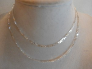 NEW STERLING SILVER CHAIN