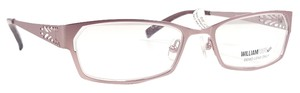 William Rast WILLIAM RAST WR 1002 Eyeglasses Color MPUR Matte Purple ~ Size 52 mm