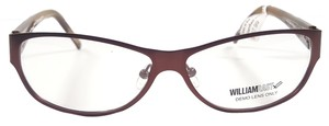 William Rast William Rast WR 1013 Eyeglasses Color MBRN Matte Brown ~ Size 54 mm
