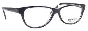 William Rast WILLIAM RAST WR 1038 Eyeglasses Color BLK Black ~ Size 51 mm