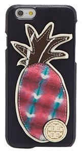 Tory Burch Tory Burch iPhone 6 Case - Robinson Pineapple Hardshell