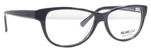 William Rast WILLIAM RAST WR 1038 Eyeglasses Color BLK Black ~ Size 51 NO CASE