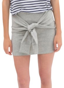 Zara Mini Skirt Grey