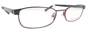 Tory Burch TORY BURCH TY1013 Eyeglasses Color 150 Brown Black ~ Size 49 mm