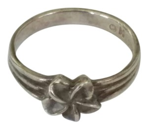 Other Silver Hawaiian Flower Ring