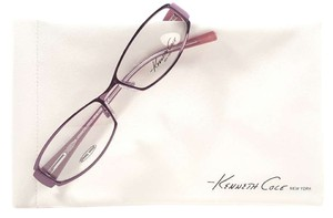 Kenneth Cole KENNETH COLE NY KC147 Eyeglasses Color 081 Plum ~ Size 54 mm
