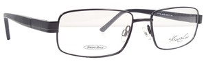 Kenneth Cole KENNETH COLE NY KC153 Eyeglasses Color 002 Black ~ Size 53 mm