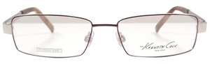 Kenneth Cole KENNETH COLE NY KC0162 Eyeglasses Color 049 Matte Dark Brown ~ Size 54 mm