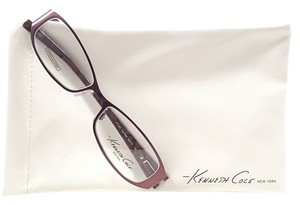 Kenneth Cole KENNETH COLE NY KC165 Eyeglasses Color 049 Matte Brown ~ Size 52 mm