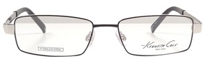 Kenneth Cole KENNETH COLE NY KC0162 Eyeglasses Color 008 Gunmetal ~ Size 52 mm