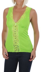 Dolce&Gabbana D&g Dolce And Gabbana D&g Blouse Made In Italy T-shirt Top Green