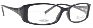 Kenneth Cole KENNETH COLE NY KC148 Eyeglasses Color 001 Shiny Black ~ Size 51 mm