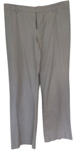 Gap Boot Cut Pants Gray