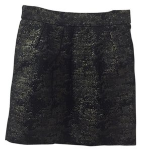 Hugo Boss Skirt Black, Silver