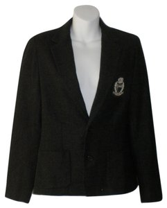 Ralph Lauren Wool Gray Blazer