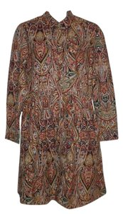 Tommy Hilfiger short dress Paisley Print on Tradesy