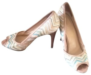 Nine West Multi Pastel Pumps