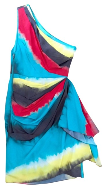 Preload https://img-static.tradesy.com/item/11588599/alice-olivia-tie-dye-blue-red-and-yellow-one-shoulder-sheath-mini-cocktail-dress-size-0-xs-0-1-650-650.jpg