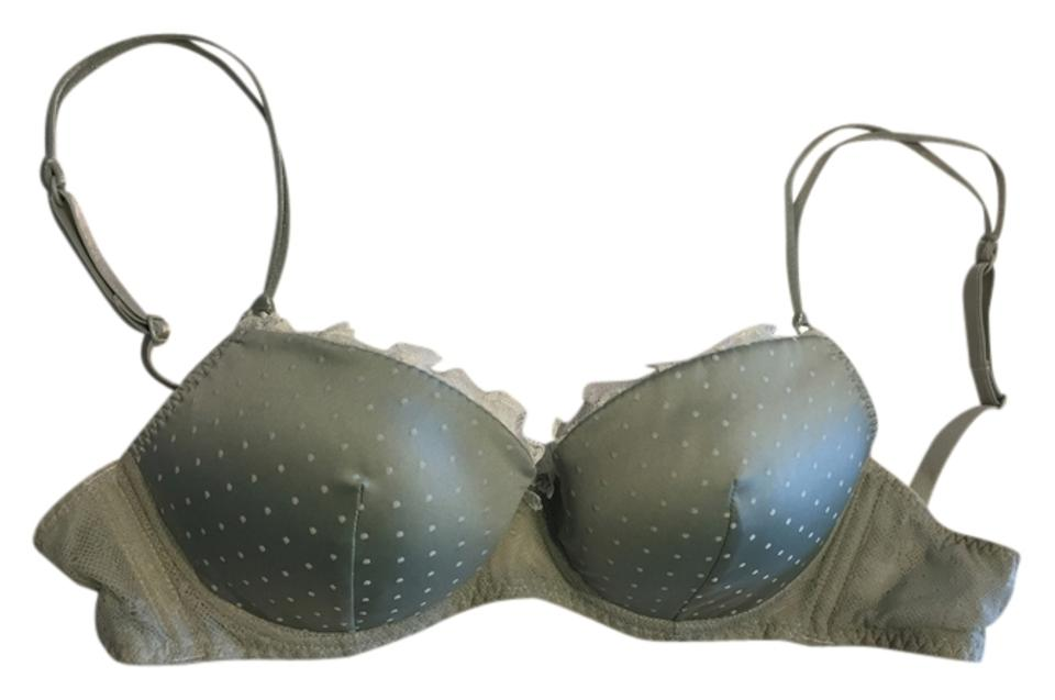 fcaf1a96bdf Intimissimi Sea Green Victorias Secret Bra 34c/36b 63% off retail