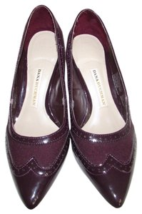 DANA BUCHANAN BURGUNDY Pumps