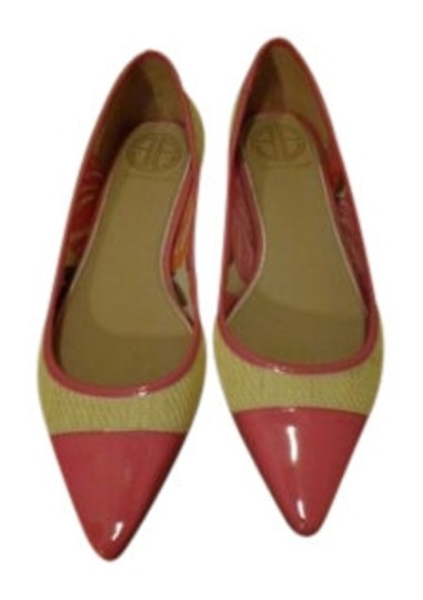 Preload https://item5.tradesy.com/images/lilly-pulitzer-pink-and-tan-palm-beach-flats-size-us-85-regular-m-b-11589-0-0.jpg?width=440&height=440