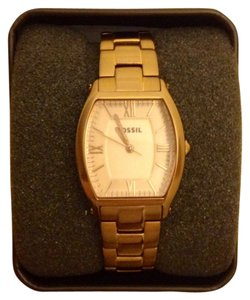 Fossil Fossil rose gold Boyfriend Style Watch