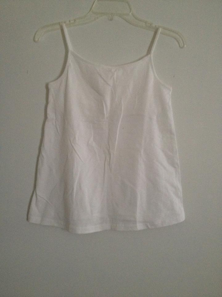705a84bb5de Old Navy White / Capri Maternity Top Size 0 (XS, 25) - Tradesy