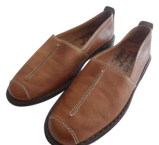 Preload https://img-static.tradesy.com/item/11589658/tan-loafers-made-for-belvedere-flats-size-us-10-regular-m-b-0-1-540-540.jpg