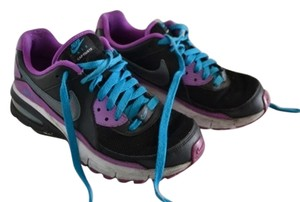 Nike Black & Purple Athletic