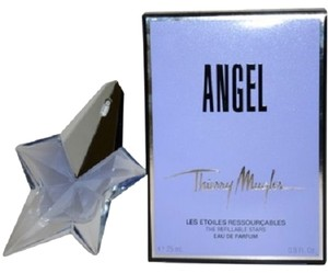 Angel by Thierry Mugler ANGEL BY THIERRY MUGLER 0.8oz , 25 ml Spray Eau de Parfum Spray ,Non Refillable ,New in Box & Sealed.