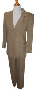 Emporio Armani Emporio Armani Silk and Viscose Suit