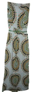 DEPT Boho Strapless Dress