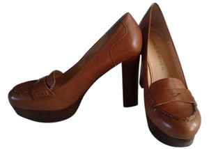 Marc Fisher Penny Loafers Classic Tan / Brown / Neutral Pumps