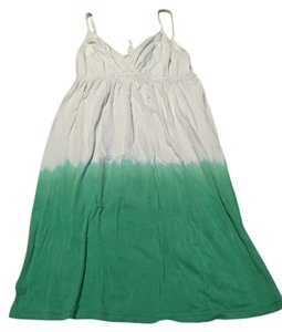 Splendid short dress Green Ombre on Tradesy