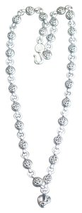 Chrome Hearts woman's necklace Chrome Hearts