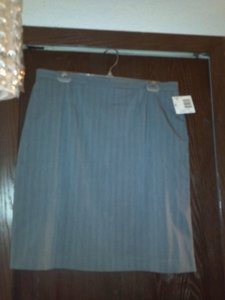 Jaclyn Smith New Skirt Grey