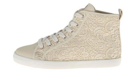 Guess Beige Athletic