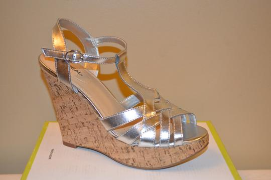 Xappeal silver Sandals
