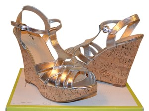 X Appeal silver Sandals
