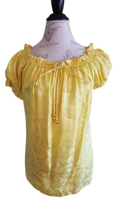30%OFF MILLY Yellow Top